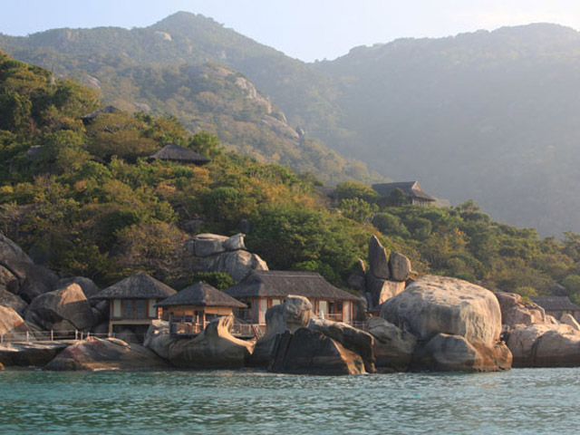 Six Senses Ninh Van Bay - Exterior View
