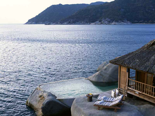 Six Senses Ninh Van Bay - Water Villa