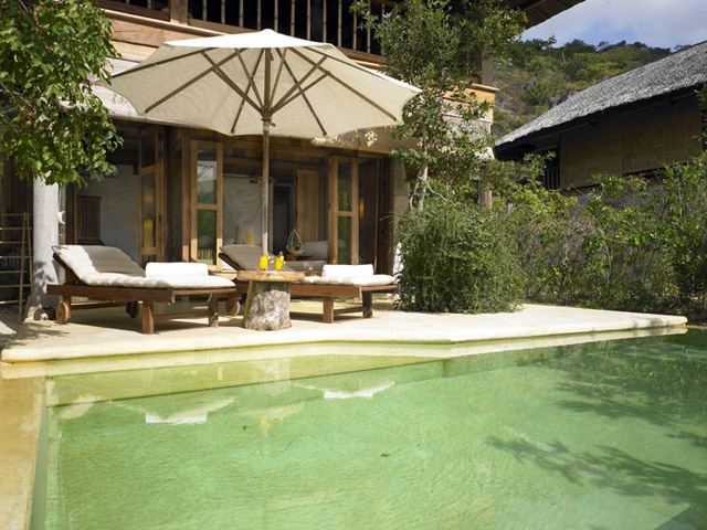 Six Senses Ninh Van Bay - Beach Pool Villa