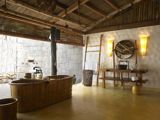 Six Senses Ninh Van Bay - Beach Pool Villa Bathroom