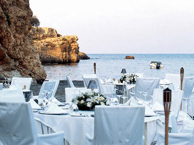 Aldemar Knossos Royal Village: Restaurant