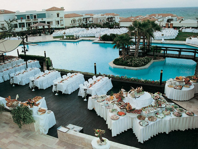 Aldemar Knossos Royal Village - Restaurant