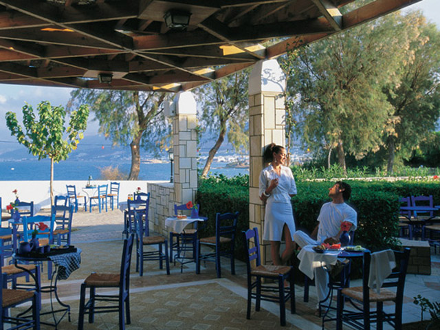 Aldemar Knossos Royal Village: Ouzeri