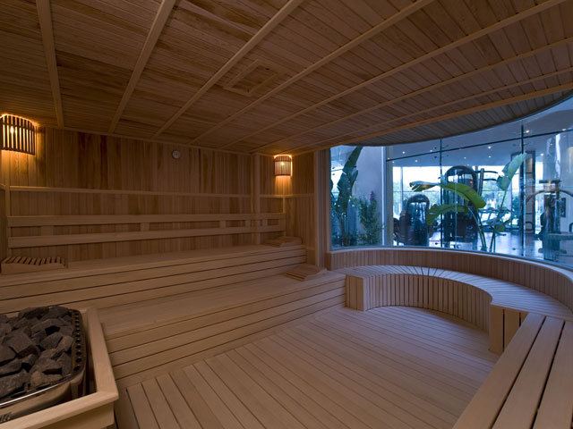 Zeynep Golf Resort - Sauna