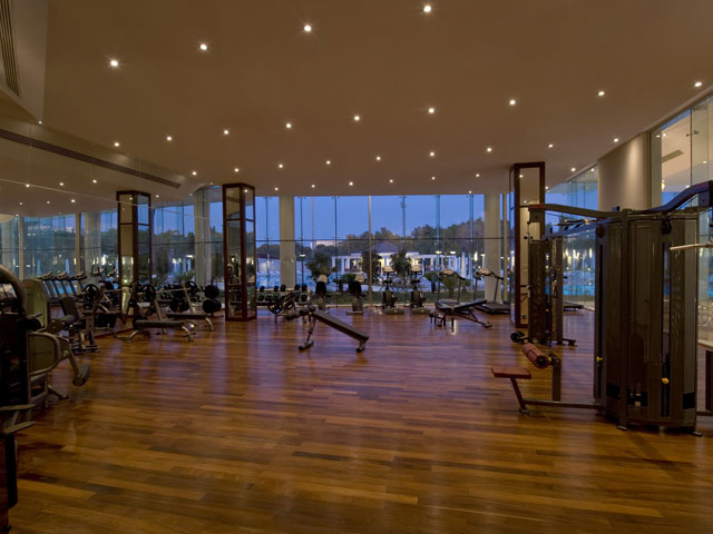 Zeynep Golf Resort - Fitness Room