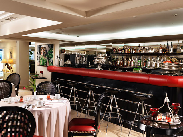 Best Western Plus Embassy Hotel Athens - Bar- Restaurant