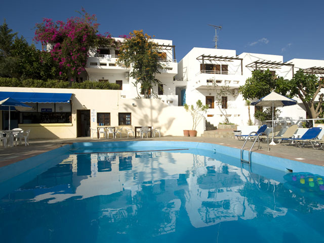 Ledra Apartments: Exterior View-swimming pool