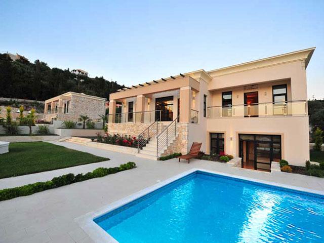 Karvouno Villas: Villa Adrianna