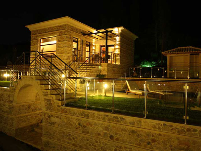 Karvouno Villas: Villa Michail