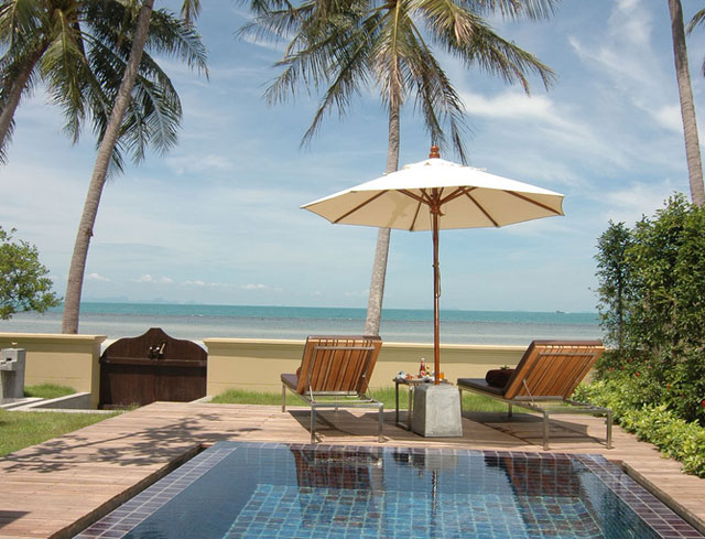The Passage Samui Villas & Resort - Pool area