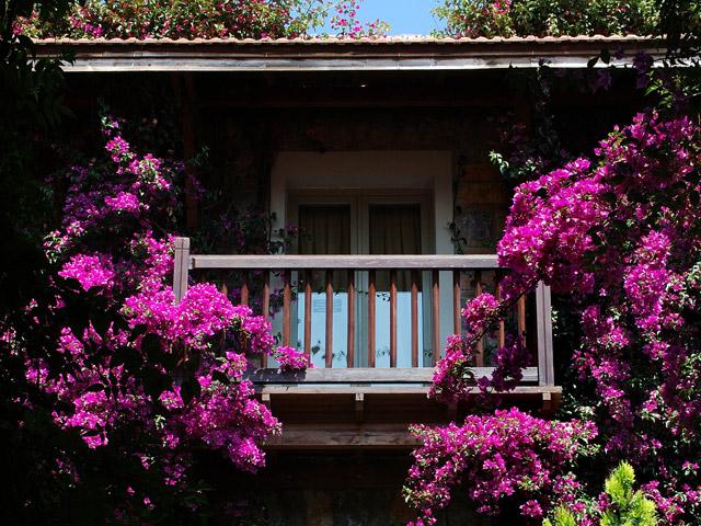 Divan Bodrum  - balkony