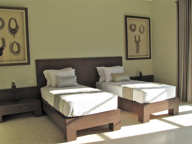 Nyaman Villas - Bedroom