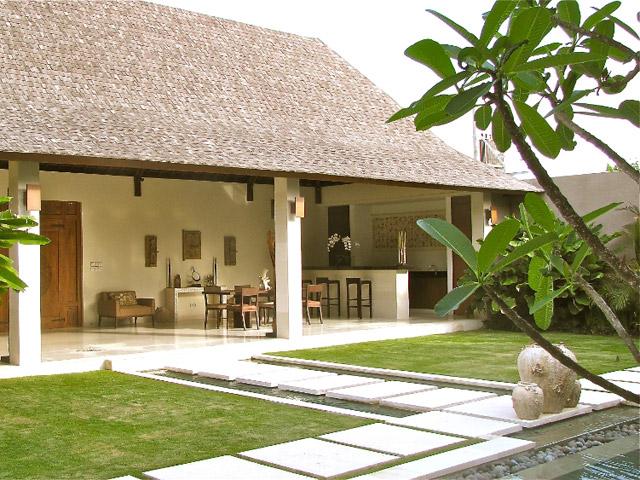 Nyaman Villas - Exterior View