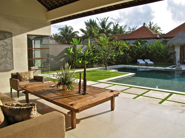 Nyaman Villas - Living room