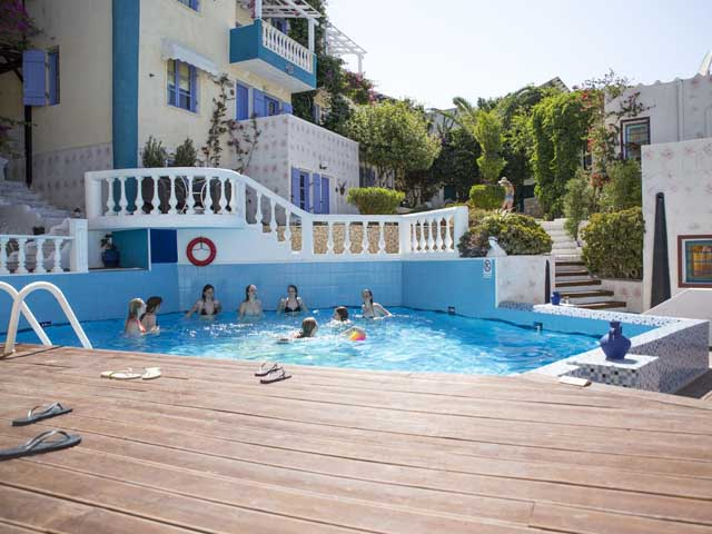 Korifi Suites Boutique Hotel  -