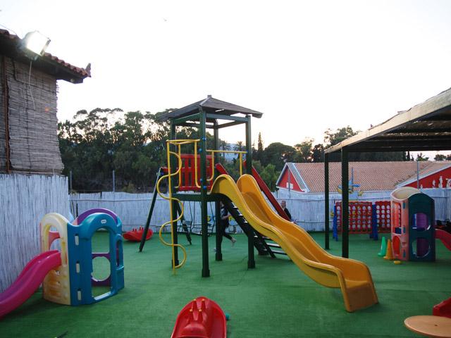 Zante Royal & Water park: Water Park Area