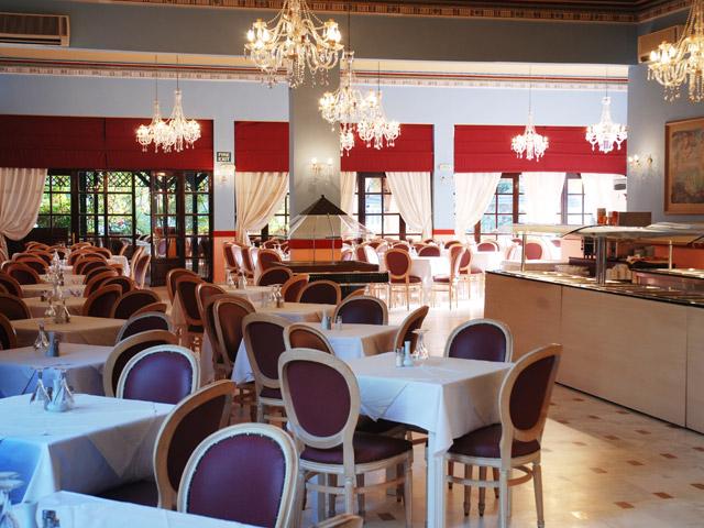 Zante Royal & Water park: Restaurant
