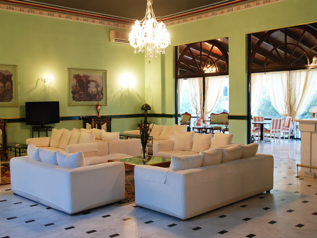Zante Royal & Water park: Sitting area