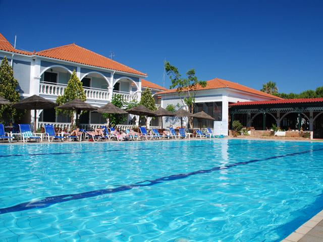 Zante Royal & Water park: Pool Area