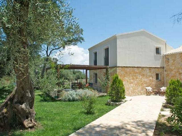 Villa Santa BarbaraExterior View