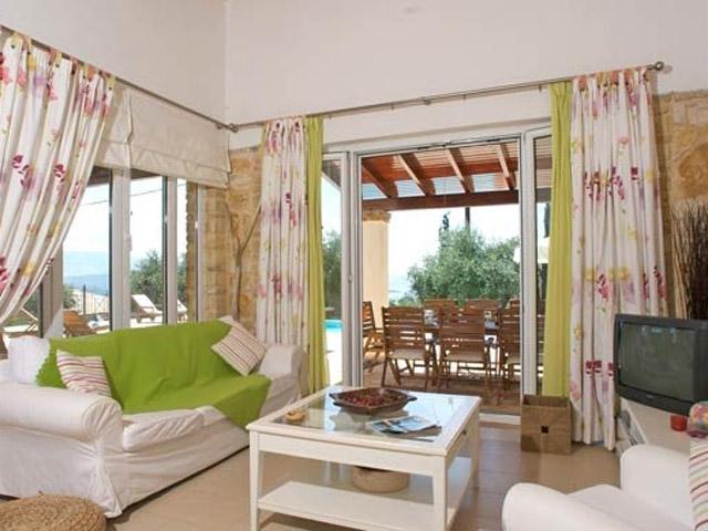 Villa Santa BarbaraLiving Room