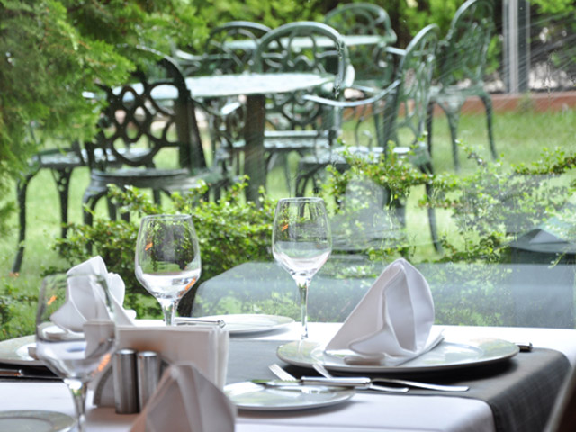 Hotel Midi Ankara - Restaurant