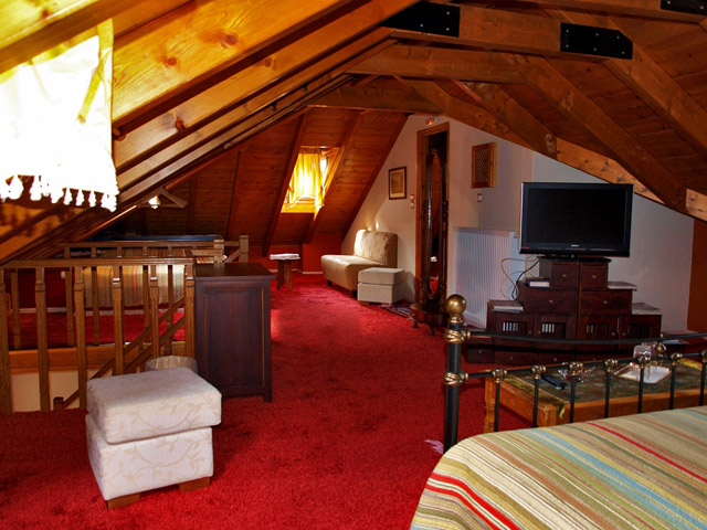 Melina Hotel - Room