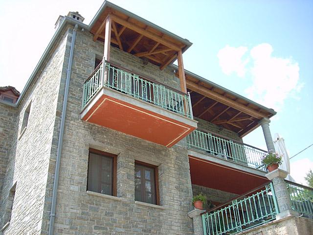 Melina Hotel - Exterior View
