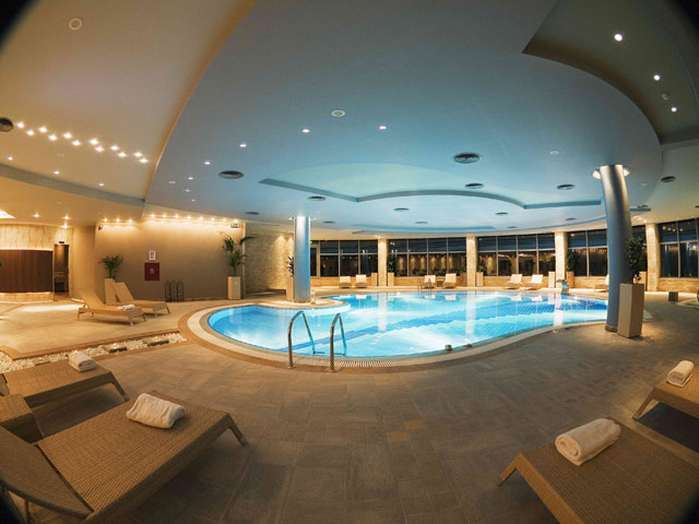 Elpida Resort & Spa - Indoor pool