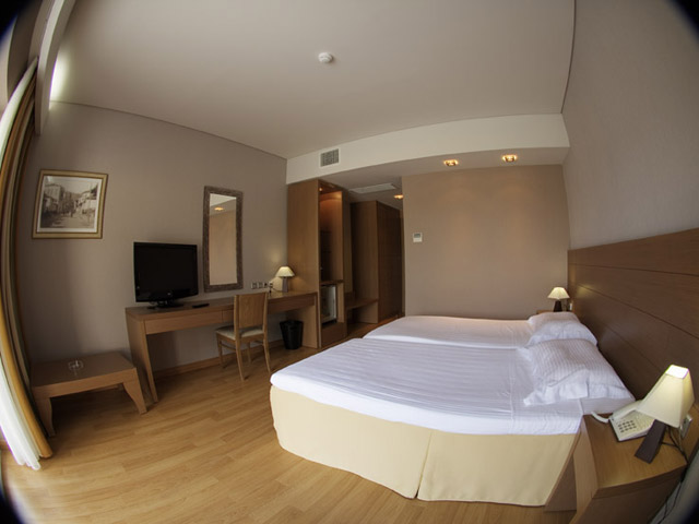 Elpida Resort & Spa - Bedroom