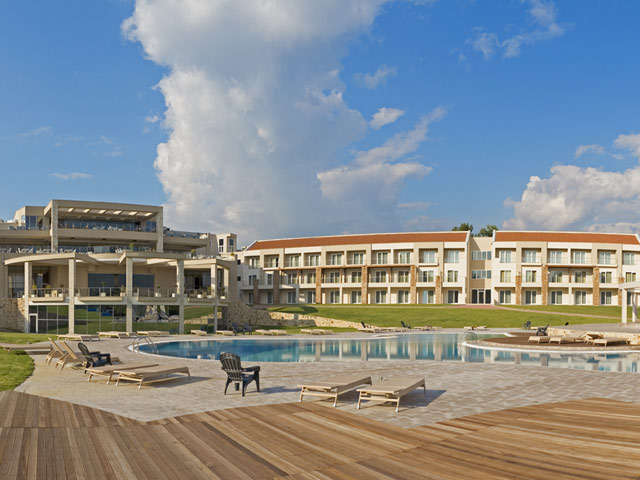 Elpida Resort & Spa - Exterior View