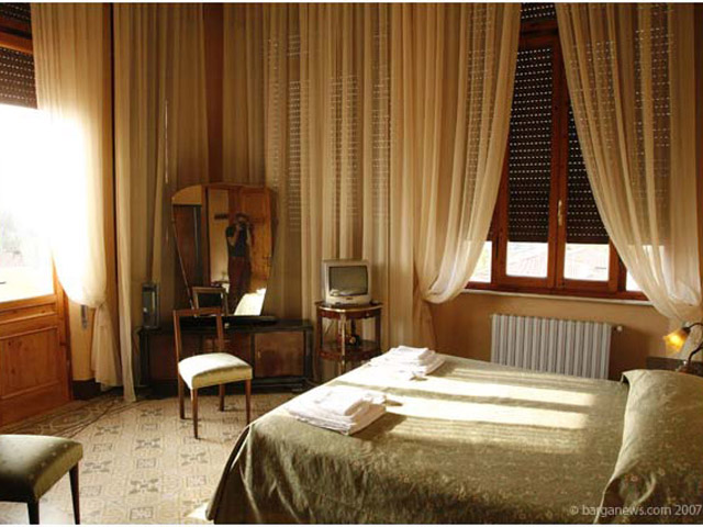 Villa Moorings - Bedroom