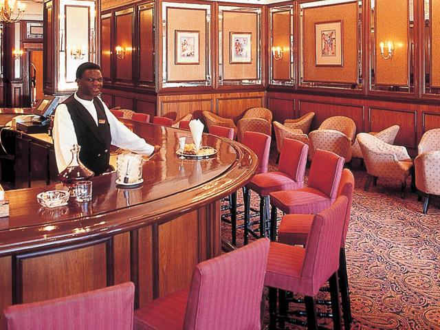Meikles Hotel - Bar