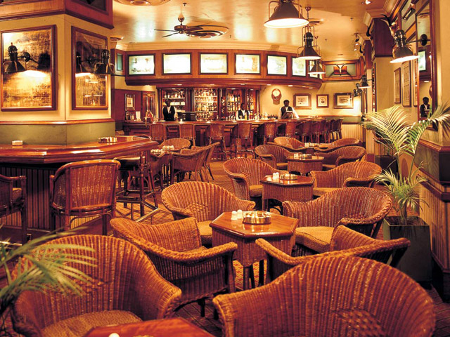 Meikles Hotel - Cafe-Bar