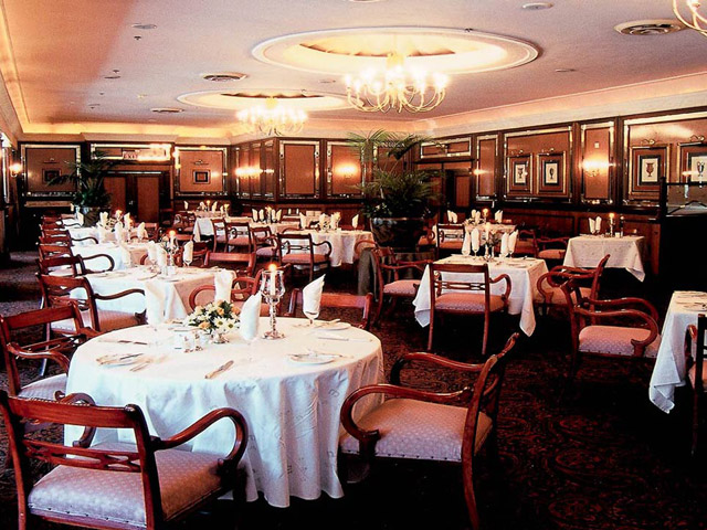 Meikles Hotel - Restaurant