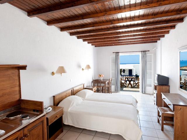 Minois Village Hotel Suites & Spa: Restaurant