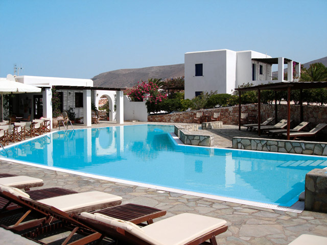 Minois Village Hotel Suites & Spa - Swimming pool