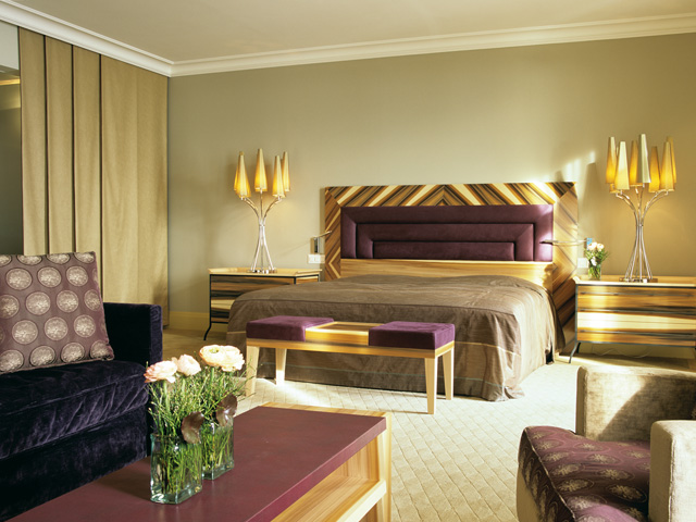 Palace Luzern: Room