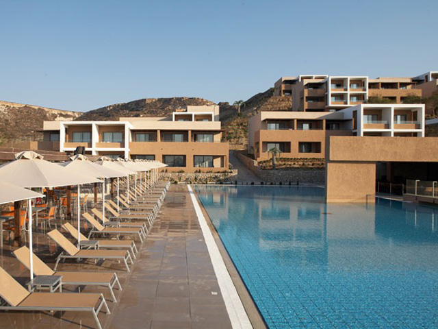 Sentido Carda Beach Hotel (Adults Only) - Pool Area