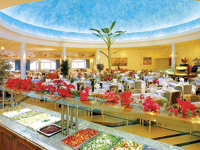 Kalithea Mare & Horizon Hotel: Restaurant