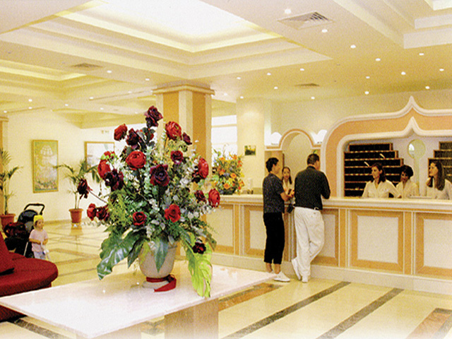 Kalithea Mare & Horizon Hotel: Reception