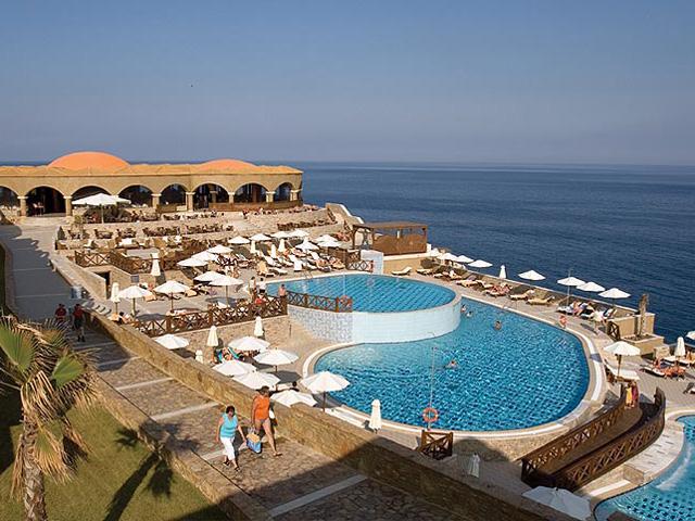 Kalithea Mare & Horizon Hotel: Exterior view