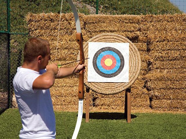 Kalithea Mare & Horizon Hotel: Archery