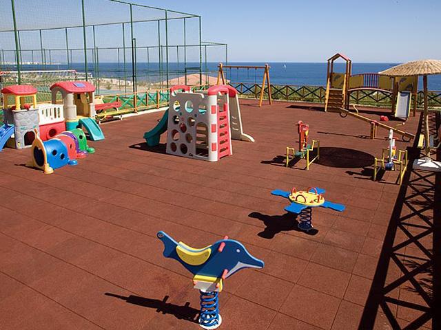 Kalithea Mare & Horizon Hotel: Play Area