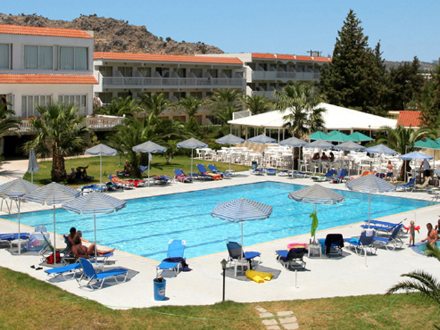 Sunconnect Kolymbia Star Hotel - Super Early Bird  for 2018 !! Save up to 35% !! LIMITED TIME !!