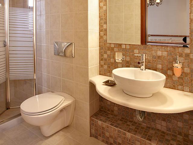 Casa Dell Aristea: Bathroom