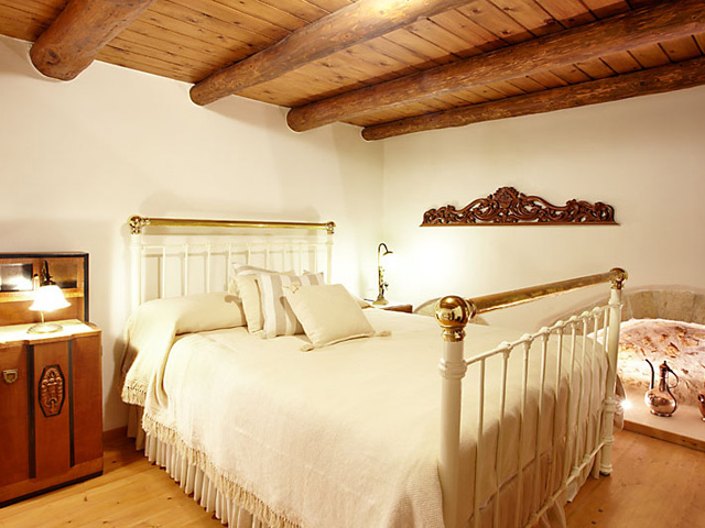 Casa Dell AristeaBedroom