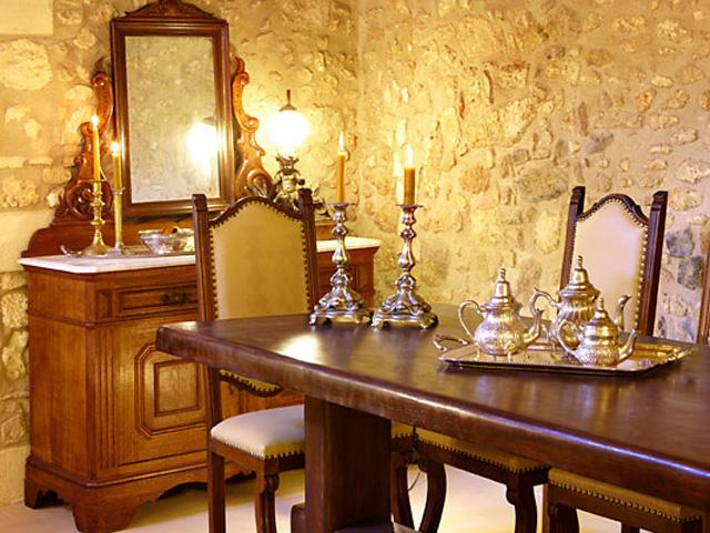 Casa Dell AristeaLiving room