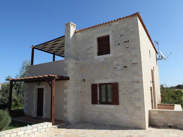 Anemoni Villa: Exterior View