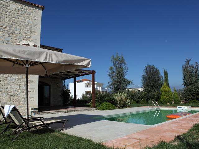 Anemoni Villa: Swimming Pool
